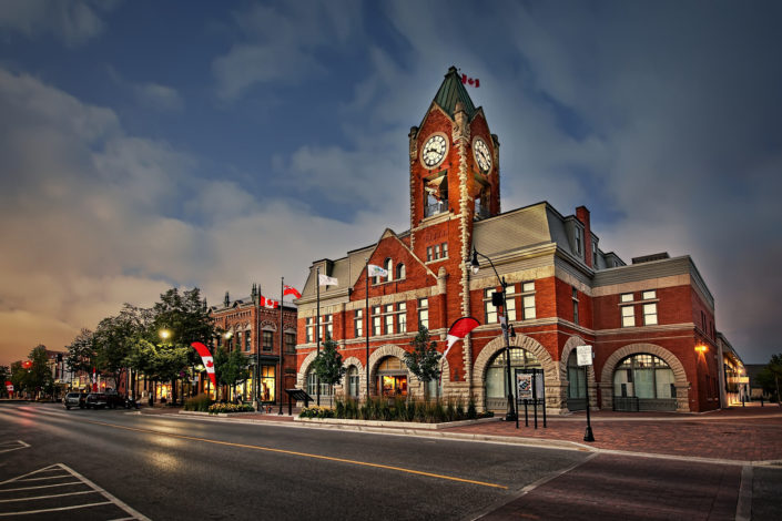 Collingwood townhall